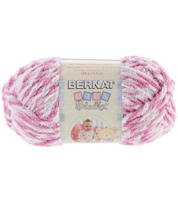 Bernat Baby Blanket Twists Yarn-Pink Twist Multipack of 6