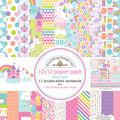 Doodlebug Double-Sided Paper Pack 12\u0022X12\u0022-Fairy Tales