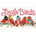 Jingle Birds Counted Cross Stitch Kit 14 Count