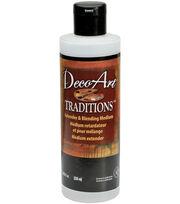 DecoArt Traditions 8 fl. oz. Extender & Blending Medium, , hi-res