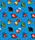 Marvel Fleece Fabric 59\u0022-Kawaii Action