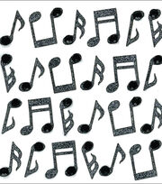 Jolee's Mini Repeats Stickers-Music Notes, , hi-res