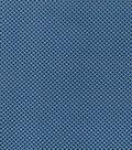 Keepsake Calico Cotton Fabric 43\u0022-Square Navy Aqua