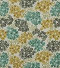 Home Decor 8\u0022x8\u0022 Fabric Swatch-Robert Allen Luxury Floral Pool