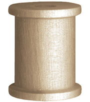 "Wood Turning Shapes-Spool 3/4""X5/8"" 12/Pk, , hi-res"