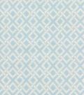 Waverly Upholstery Fabric 54\u0022-Eternal Link/Sky