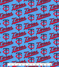 Cooperstown Minnesota Twins Cotton Fabric