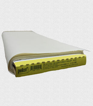 Pellon 526 Decovil One-sided Heavyweight Fusible Stabilizer 17''x10 yds