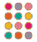 Teacher Created Resources Tropical Punch Mini Accents, 36/Pack, 6 Packs