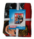 Justice League No-Sew Fleece Throw 72\u0022-Group