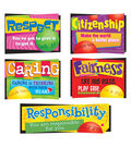 TREND enterprises, Inc. Character Education Bulletin Board Set, 2 Sets