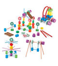 Candy Construction Building Set, 90 pcs