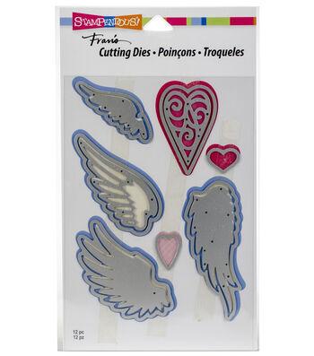 Stampendous Dies-Wings