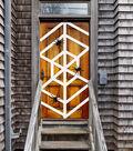 Maker\u0027s Halloween Door Decorating Kit-Spider Web