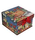 Maker\u0027s Holiday Large Mini Fliptop Storage-Beautiful Blessings