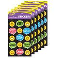 Emoji Talk superShapes Stickers-Large 6 Packs