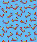 St. Louis Cardinals Cotton Fabric-70s Cooperstown