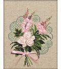 RIOLIS 7\u0027\u0027x9\u0027\u0027 Counted Cross Stitch Kit-Bouquet of Tenderness