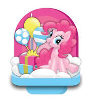 "Wilton Candle 3.25"" 1/Pkg-My Little Pony, , hi-res"