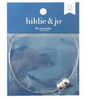 Darice Magnetic Clasp Bracelet Nickel, , hi-res