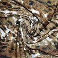 Fast Fashion Knit Fabric-Tan Game