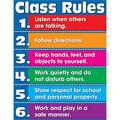 Carson-Dellosa Class Rules Chart 6pk