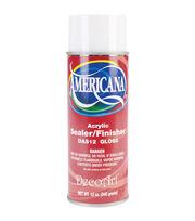 Deco Art Americana 12 oz. Varnish Aerosol Spray-1PK, , hi-res