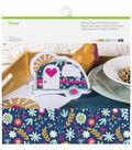 Cricut 10 Pack 12\u0027\u0027x12\u0027\u0027 Deluxe Papers-Whimsical Garden