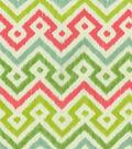 Waverly Upholstery Fabric 54\u0022-Painted Meadow/Petal