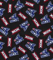 "Chicago White Sox Cotton Fabric 58""-Cooperstown, , hi-res"