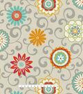 Waverly Upholstery Fabric 13x13\u0022 Swatch-Pom Pom Play Nectar