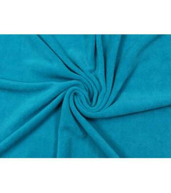 "Anti-Pill Fleece Fabric 59""-Enamel Blue"