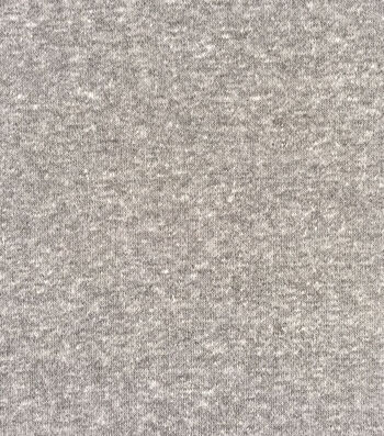 """French Terry Fabric 58""""-Charcoal Gray"""
