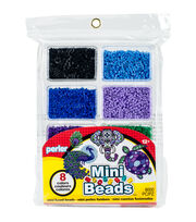 Perler Mini Beads Tray Cool, , hi-res