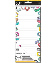 The Happy Planner Girl Half Note Paper-Miss Maker, , hi-res
