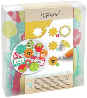 Sweet Sugarbelle Cookie Cutter Set 25/Pkg-Shape Shifter