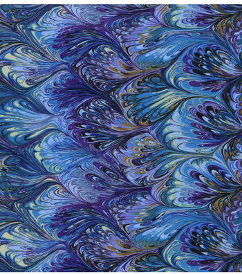 Legacy Studio Premium Cotton Fabric 44''-Rainbow Oil Slick