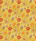 SMC Designs Upholstery Fabric 54\u0022-Flick/Sunshine