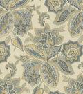 Waverly Multi-Purpose Decor Fabric 55\u0022-Treasure Trove/Sapphire