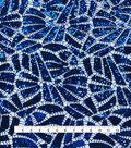 Casa Embellish Dahlia Netted Sequin Fabric-Surf the Web