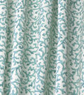 Home Essentials Decor Fabric 45\u0022-Coral Curl Turquoise