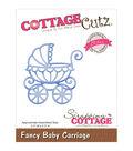 CottageCutz Elites Die 2.3\u0022X2.3\u0022-Baby Carriage