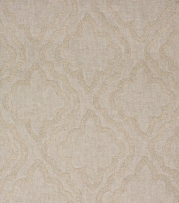 "Hudson 43 Lightweight Decor Fabric 52""-Chaucer Linen"