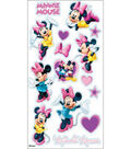 EK Success Disney Classic Sticker-Minnie Mouse