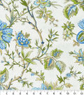 Home Decor 8\u0022x8\u0022 Fabric Swatch-Waverly Felicite SD Bluebell