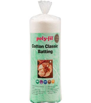 "Organic Cotton Classic Batting 72"" x 90"""