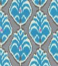 HGTV Home Lightweight Decor Fabric 54\u0022-Gathering Place/Peacock