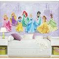 York Wallcoverings Mural-Disney Princess Royal Debut