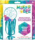 Maker Bee Dreamcatcher Kit-Mermaid