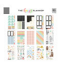 The Happy Planner 762 pk Stickers-Baby Girl